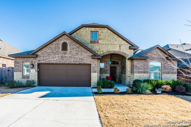 1641 Sun Ledge Way, New Braunfels, TX 78130 (MLS #1355307) :: Exquisite Properties, LLC