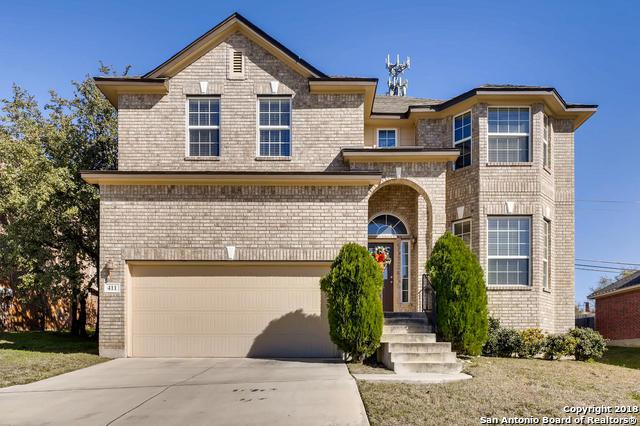 411 Knights Cross Dr, San Antonio, TX 78258 (MLS #1355410) :: Vivid Realty