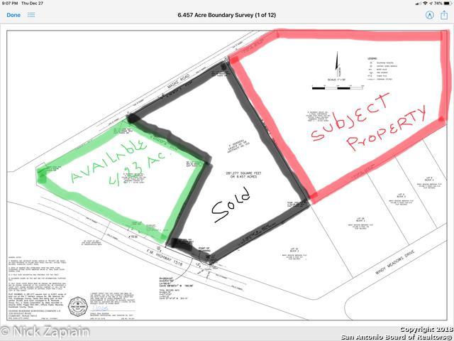 0 Maske Rd, Schertz, TX 78154 (MLS #1355574) :: Alexis Weigand Real Estate Group