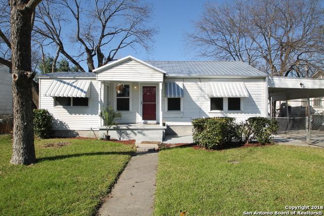 639 Hearne Ave, San Antonio, TX 78225 (MLS #1355685) :: Exquisite Properties, LLC