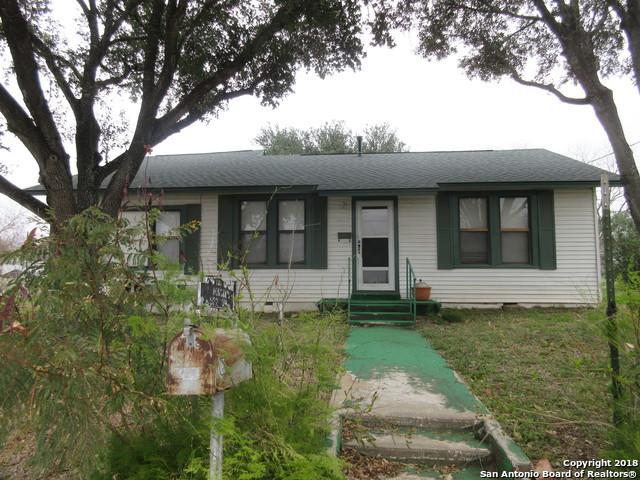 922 3rd St., Floresville, TX 78114 (MLS #1355792) :: Niemeyer & Associates, REALTORS®