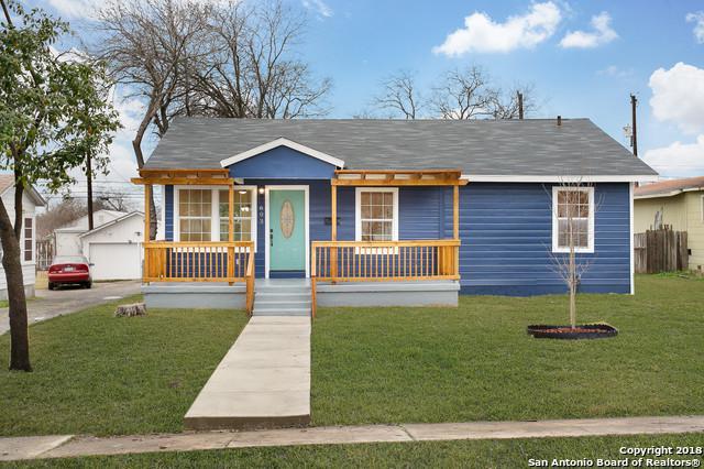 603 Elmwood Dr, San Antonio, TX 78212 (MLS #1355796) :: Alexis Weigand Real Estate Group