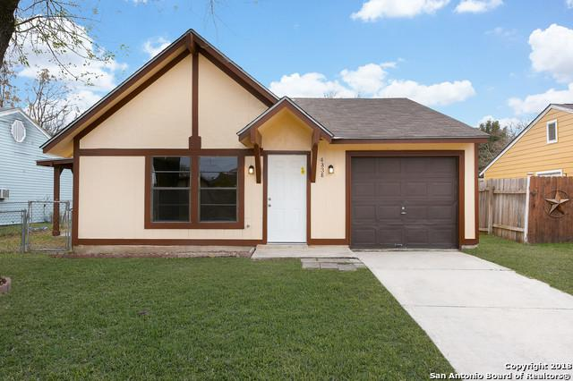4838 Swann Ln, Kirby, TX 78219 (MLS #1355904) :: Alexis Weigand Real Estate Group