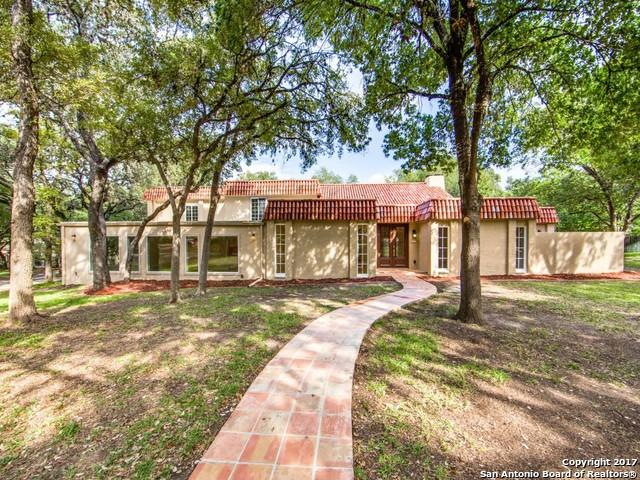 1347 Lockhill Selma Rd, San Antonio, TX 78213 (MLS #1355976) :: Alexis Weigand Real Estate Group