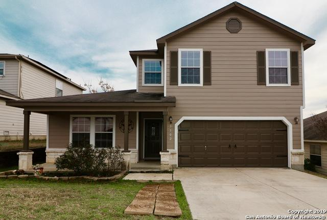 3502 Longhorn Creek, San Antonio, TX 78261 (MLS #1356025) :: Vivid Realty