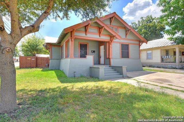 902 W Gramercy Pl, San Antonio, TX 78201 (MLS #1356036) :: NewHomePrograms.com LLC