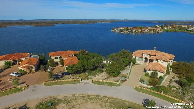 LOT 12 Lago Escondido, Horseshoe Bay, TX 78657 (MLS #1356115) :: The Gradiz Group