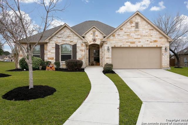 9527 Boxwood Bend, San Antonio, TX 78254 (MLS #1356261) :: Tom White Group