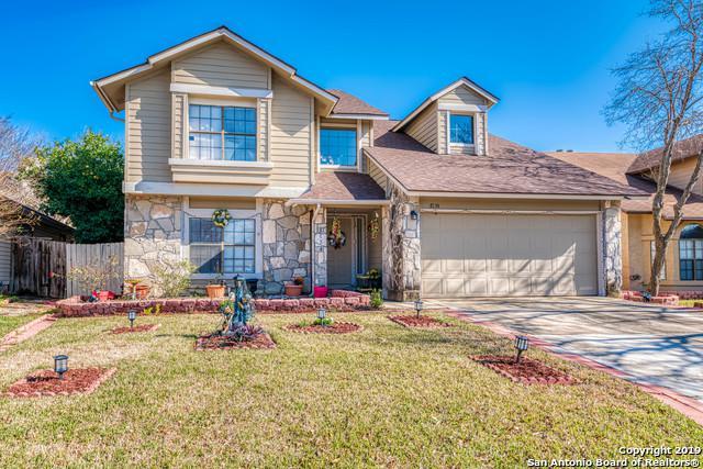 8134 Seldon Trail, San Antonio, TX 78244 (MLS #1356439) :: Exquisite Properties, LLC