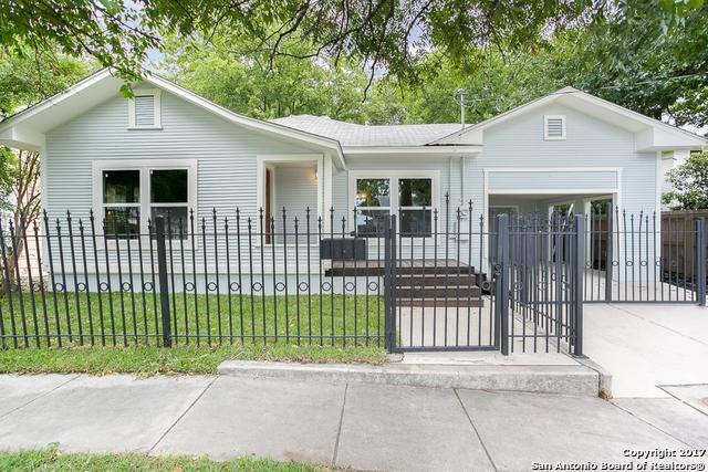 639 E Evergreen St, San Antonio, TX 78212 (MLS #1356462) :: Exquisite Properties, LLC