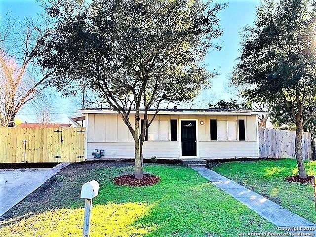 218 Fridell St, San Antonio, TX 78237 (MLS #1356465) :: Alexis Weigand Real Estate Group