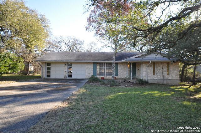 30320 Bulverde Hills Dr, Bulverde, TX 78163 (MLS #1356651) :: Berkshire Hathaway HomeServices Don Johnson, REALTORS®