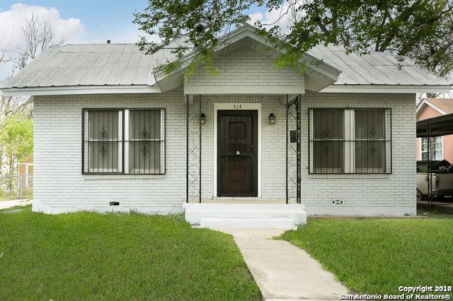514 Canton, San Antonio, TX 78202 (MLS #1356682) :: The Castillo Group