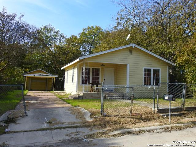 659 N San Felipe Ave, San Antonio, TX 78228 (MLS #1356872) :: Alexis Weigand Real Estate Group