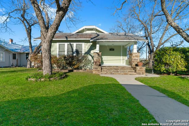 597 Avenue A, New Braunfels, TX 78130 (MLS #1356880) :: ForSaleSanAntonioHomes.com