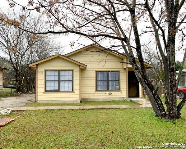 731 Sewanee St, San Antonio, TX 78210 (MLS #1356903) :: Exquisite Properties, LLC