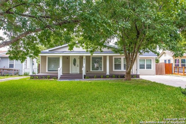 2364 W Mulberry Ave, San Antonio, TX 78201 (MLS #1356917) :: Alexis Weigand Real Estate Group