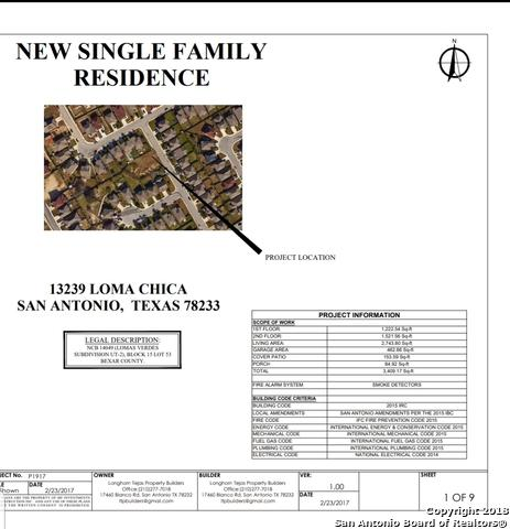 13239 Loma Chica, San Antonio, TX 78233 (MLS #1357016) :: Alexis Weigand Real Estate Group