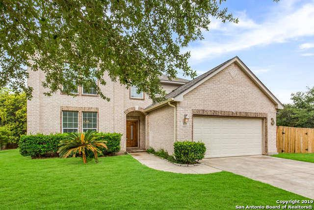 8714 Santa Fe Cove, Helotes, TX 78023 (MLS #1357038) :: Alexis Weigand Real Estate Group
