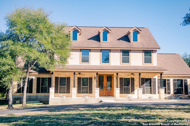 1381 River Way, Spring Branch, TX 78070 (MLS #1357110) :: Tom White Group