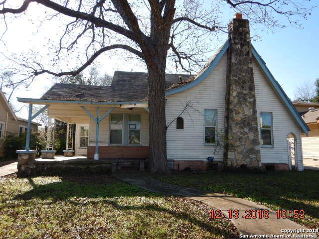 734 Avant Ave, San Antonio, TX 78210 (MLS #1357227) :: Exquisite Properties, LLC