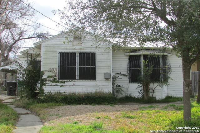 314 Ward Ave, San Antonio, TX 78223 (MLS #1357251) :: Tom White Group