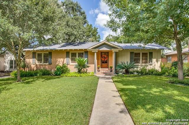 147 Ivy Ln, San Antonio, TX 78209 (MLS #1357348) :: Exquisite Properties, LLC
