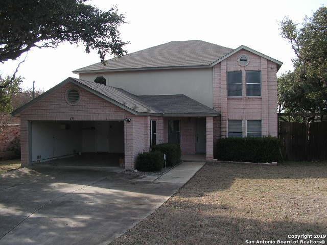 636 Lake Island Dr, Canyon Lake, TX 78133 (MLS #1357359) :: Alexis Weigand Real Estate Group
