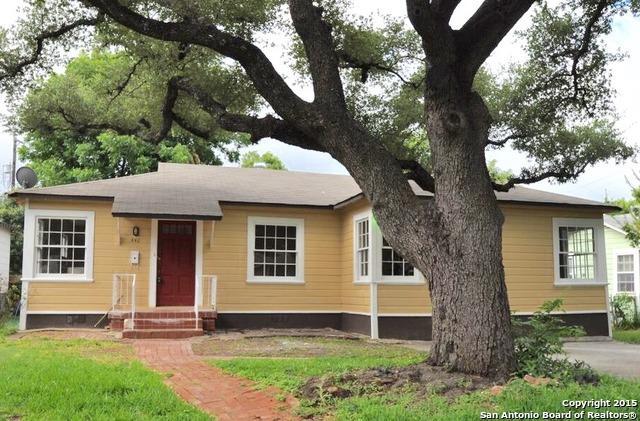440 Shadwell Dr, San Antonio, TX 78228 (MLS #1357539) :: Exquisite Properties, LLC