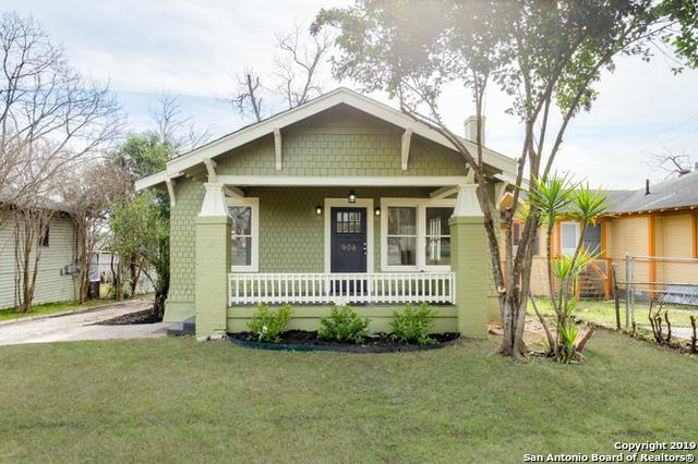 906 Rigsby Ave, San Antonio, TX 78210 (MLS #1357553) :: Tom White Group