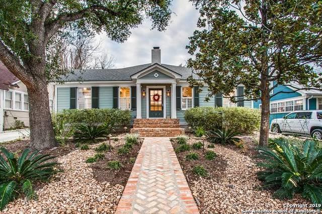 124 Harrison Ave, San Antonio, TX 78209 (MLS #1357578) :: Exquisite Properties, LLC