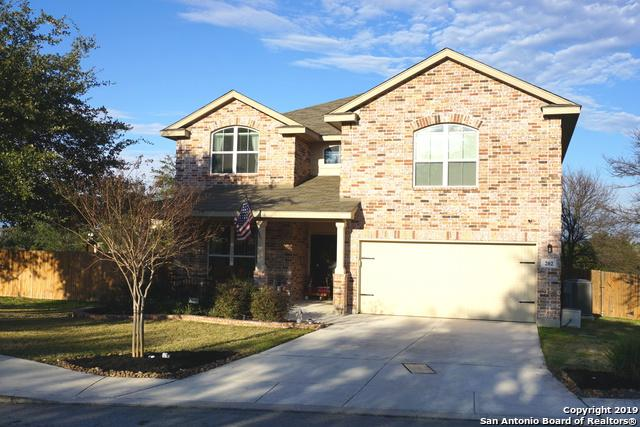 202 Redbird Circle, San Antonio, TX 78253 (MLS #1357718) :: Tom White Group