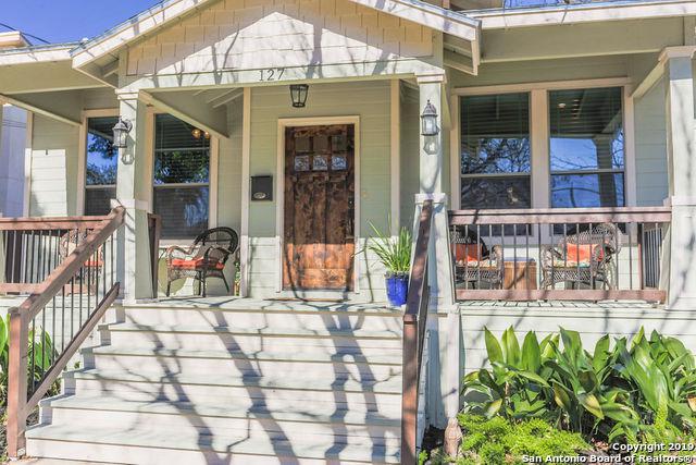 127 Montclair Ave, San Antonio, TX 78209 (MLS #1357730) :: Exquisite Properties, LLC