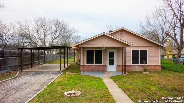 1714 Amanda St, San Antonio, TX 78210 (MLS #1357732) :: Exquisite Properties, LLC