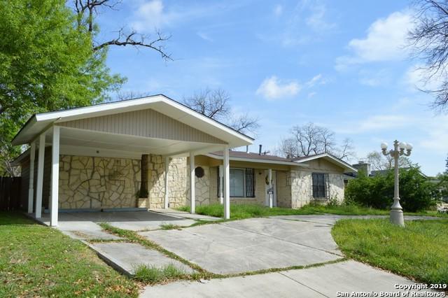 2613 W Summit Ave, San Antonio, TX 78228 (MLS #1357734) :: Exquisite Properties, LLC
