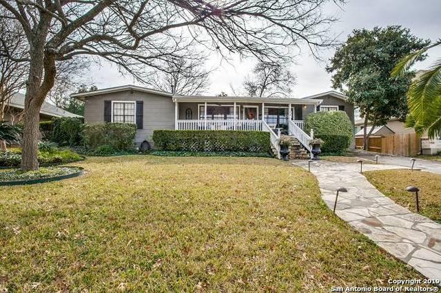 124 Seford Dr, San Antonio, TX 78209 (MLS #1357746) :: Exquisite Properties, LLC