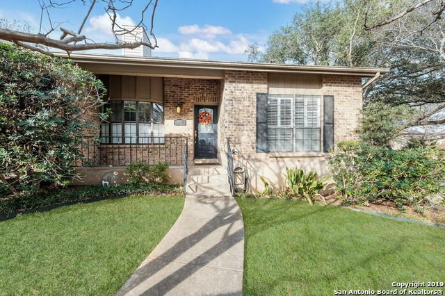 2911 Spring Bend St, San Antonio, TX 78209 (MLS #1357789) :: Alexis Weigand Real Estate Group