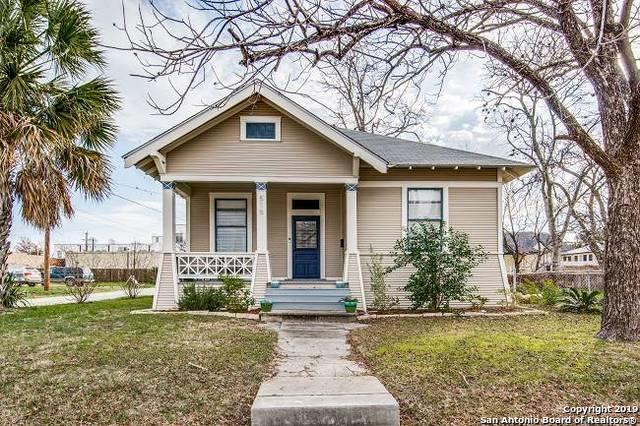 516 Pierce Ave, San Antonio, TX 78208 (MLS #1357801) :: Exquisite Properties, LLC