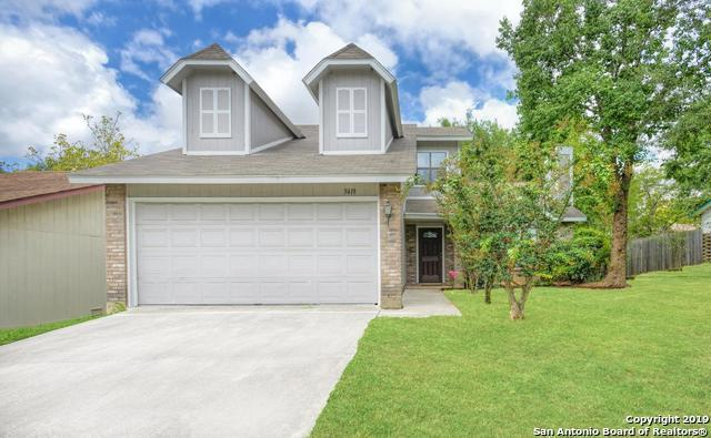 5419 Mountain Vista Dr, San Antonio, TX 78247 (MLS #1357942) :: Exquisite Properties, LLC