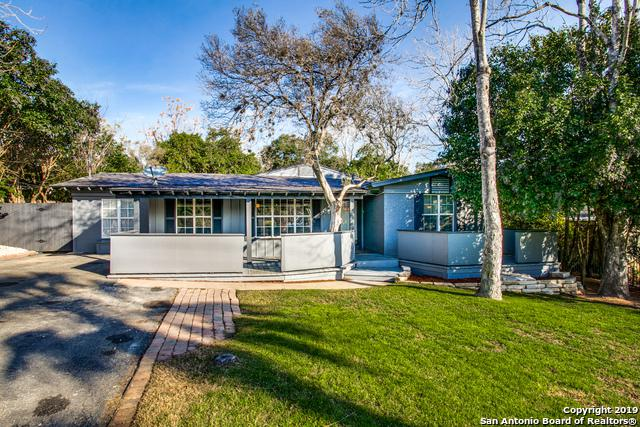 215 E Sunset Rd, San Antonio, TX 78209 (MLS #1357944) :: Exquisite Properties, LLC