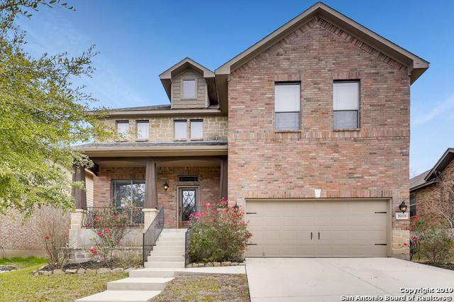 26110 Raven Feather, San Antonio, TX 78260 (MLS #1358136) :: Alexis Weigand Real Estate Group