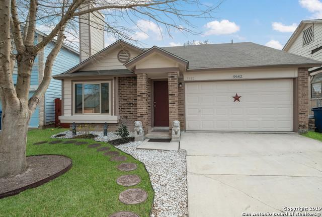 5982 Catalina Sunrise Dr, San Antonio, TX 78244 (MLS #1358145) :: Alexis Weigand Real Estate Group