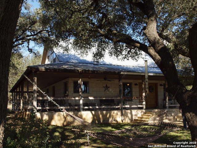 199 Thomas Ln, Johnson City, TX 78636 (MLS #1358155) :: Exquisite Properties, LLC