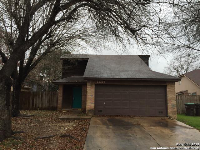 11339 Fish Springs Dr, San Antonio, TX 78245 (MLS #1358172) :: Berkshire Hathaway HomeServices Don Johnson, REALTORS®
