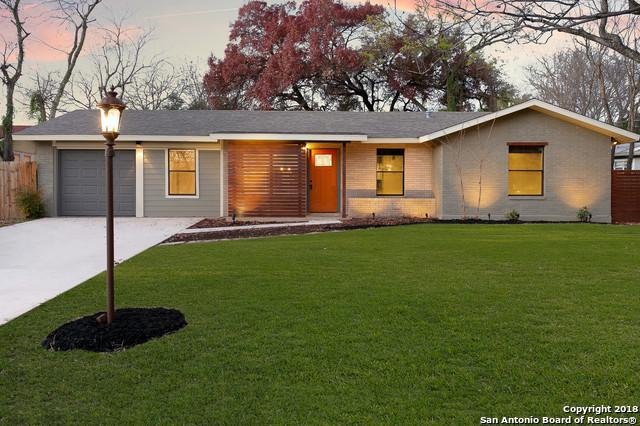 677 E Woodlawn Ave, San Antonio, TX 78212 (MLS #1358187) :: Alexis Weigand Real Estate Group