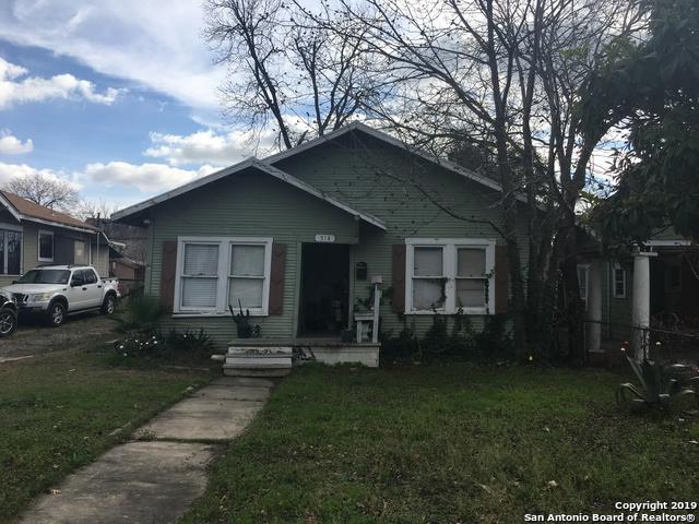 514 Hammond Ave, San Antonio, TX 78210 (MLS #1358265) :: Exquisite Properties, LLC