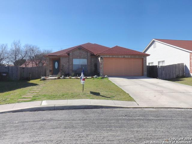 6407 Encanto Point Dr, San Antonio, TX 78244 (MLS #1358293) :: Alexis Weigand Real Estate Group