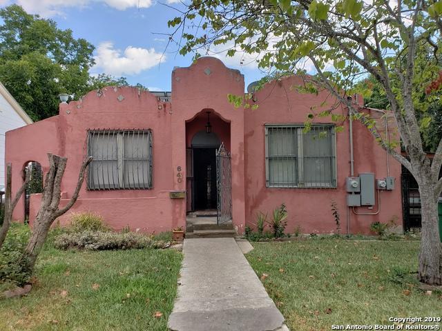 640 W Kings Hwy, San Antonio, TX 78212 (MLS #1358484) :: Exquisite Properties, LLC