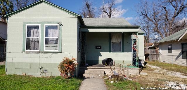 207 Monticello Ct, San Antonio, TX 78223 (MLS #1358650) :: Carter Fine Homes - Keller Williams Heritage