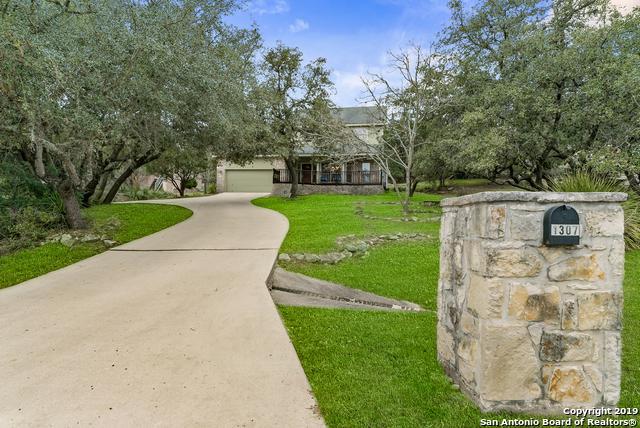 1307 Midnight Dr, San Antonio, TX 78260 (MLS #1358734) :: Tom White Group